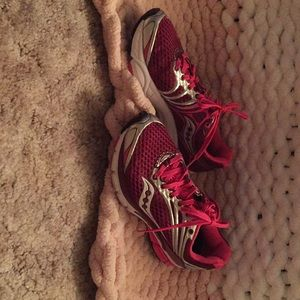 Size8 running shoes